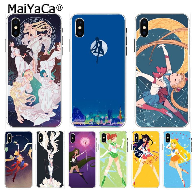 Cellphones & Telecommunications Audacious Maiyaca Sailor Moon Soft Tpu Silicone High Quality Phone Case For Apple Iphone 8 7 6 6s Plus X Xs Max 5 5s Se Xr Mobile Cover Fancy Colours
