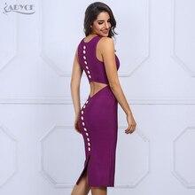 Dresses Studded V Club