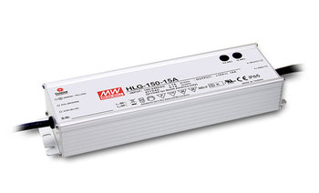 [PowerNex] MEAN WELL original HLG-150H-48A 48V 3.2A meanwell HLG-150H 48V 151.2W Single Output Switching Power Supply