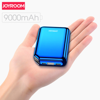 Joyroom 9000mAh Power Bank 5V 3.1A Fast Charger LED Type c USB Port External Battery Pack Powerbank for iPhone Samsung Huawei