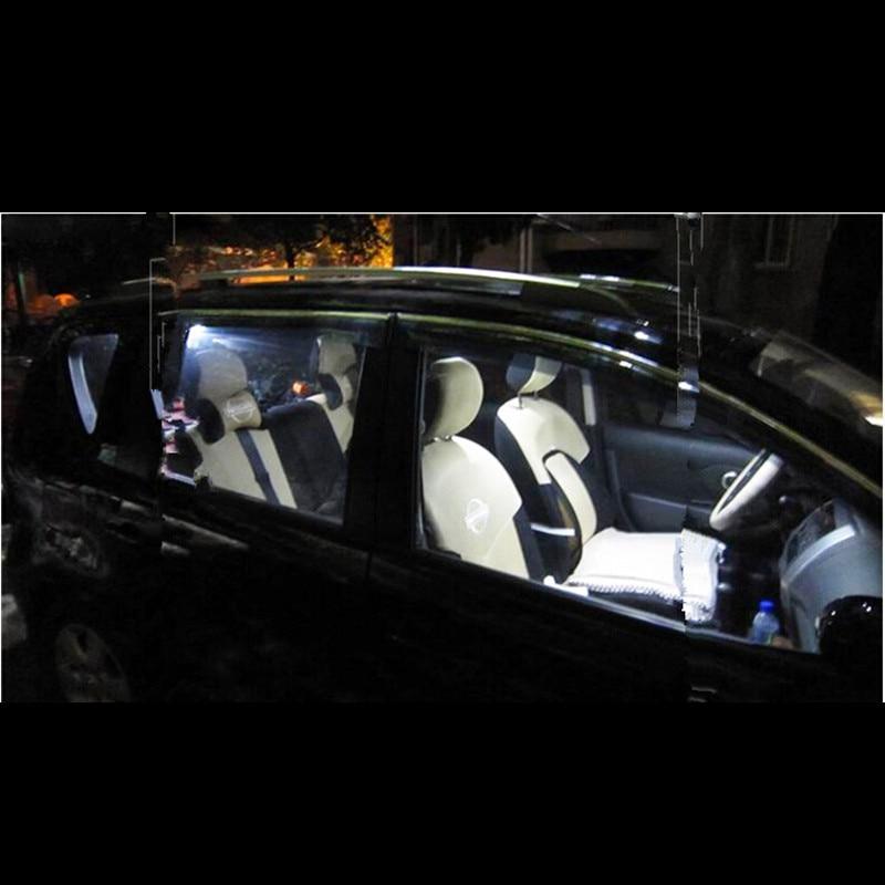 For BMW E39 series 5 525i 528i 530i 540i M5 Sedan 1996 - 2003 LED Interior light kit package 19pcs per set источник света для авто eco fri led 18 x bmw e39 5 525i 528i 530i 540i m5 1996 2003 canbus