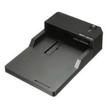 Externa SATA Hard Drive Enclosure SSD HDD Disk Case USB3.0 LED indicator light