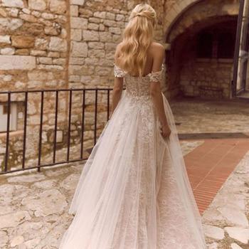 Robe pour Mariage Bohème Chic Clara