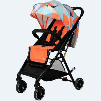 High Landscape Baby stroller lightweight cart Portable Folding Baby carriage Cheaper and high quality Baby trolley Baobaohao 5 5kg high landscape baby stroller lightweight baby strollers foldable portable four wheel stroller baby carrier pushchair cart
