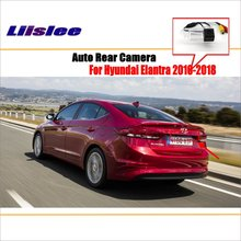 Камера заднего вида для hyundai Elantra/Avante(AD)~ /камера заднего вида для парковки/камера ночного видения