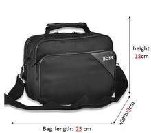Nuevo bolso de mano para hombre, bolso bandolera, bolso Casual para cinturón, bolso para hombre, bolsos de nailon ultraligeros, bolsas de sección Vertical