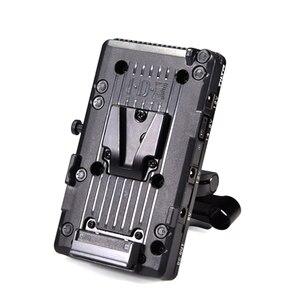 Image 2 - TILTA BT 003 V  V mount Battery Plate Power Supply System with 15mm Rod Adapter for DSLR Camera 5D2 5D3 5D4 6D 70D 60D