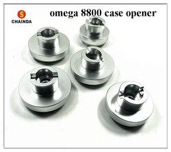 Nowy! w całości z metalu Omg 8800 ruch przyrząd do otwierania kopert zegarków narzędzie współpracuje z 5700 w Narzędzia i zestawy do naprawy od Zegarki na