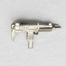 Индивидуальные штампы в форме оружия зажим для галстука