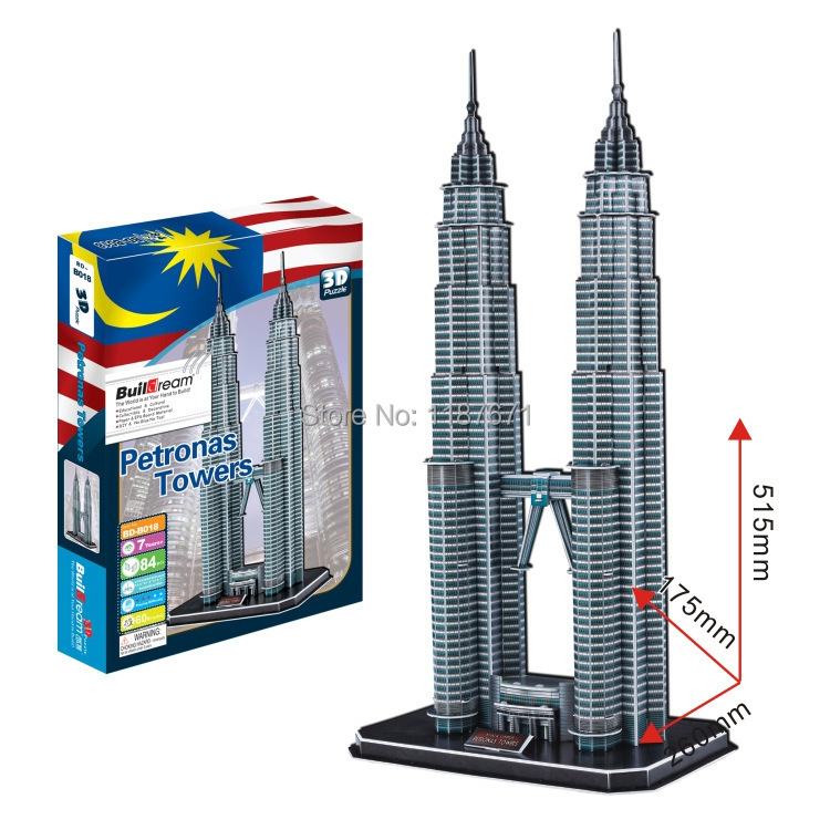 Twin Towers Toys 105