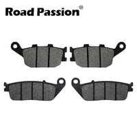 Plaquettes de frein avant et arrière pour moto Road Passion pour HONDA VT 1100 C2 1995-1999 2000-2007 VT1100 C3 1998-2002 D2 1997 T 1998-2001