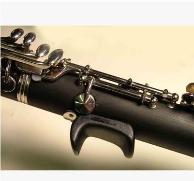 Adjustable Oboe Clarinet Thumb Finger Rest Ergonomic Clarinet Oboe Accessories New