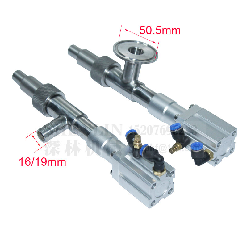 SHENLIN Anti-drop filling machine water filling machine nozzle device spare part of liquid filler 14MM NOZZLE food filler parts