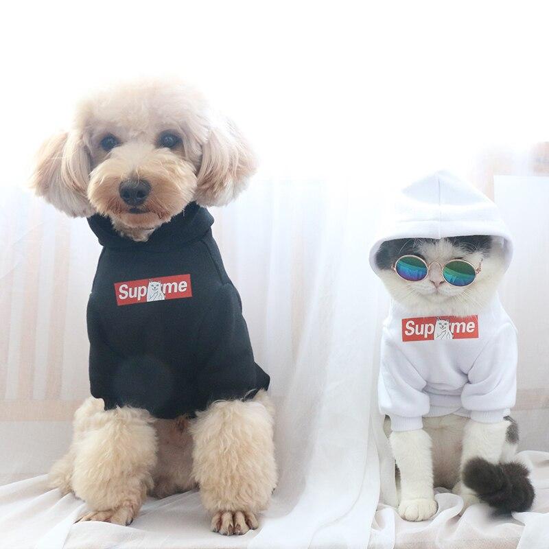 Custom supreme pet tide brand, spring and summer dog, baby