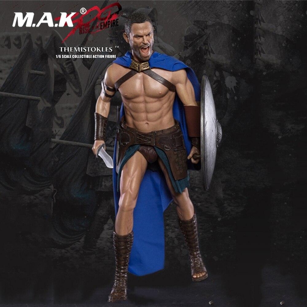 Для коллекции 1/6 весы SA0031 полный набор Коллекционная Спарта Themistocles воин с оружейным шлемом модель для фанатов подарки