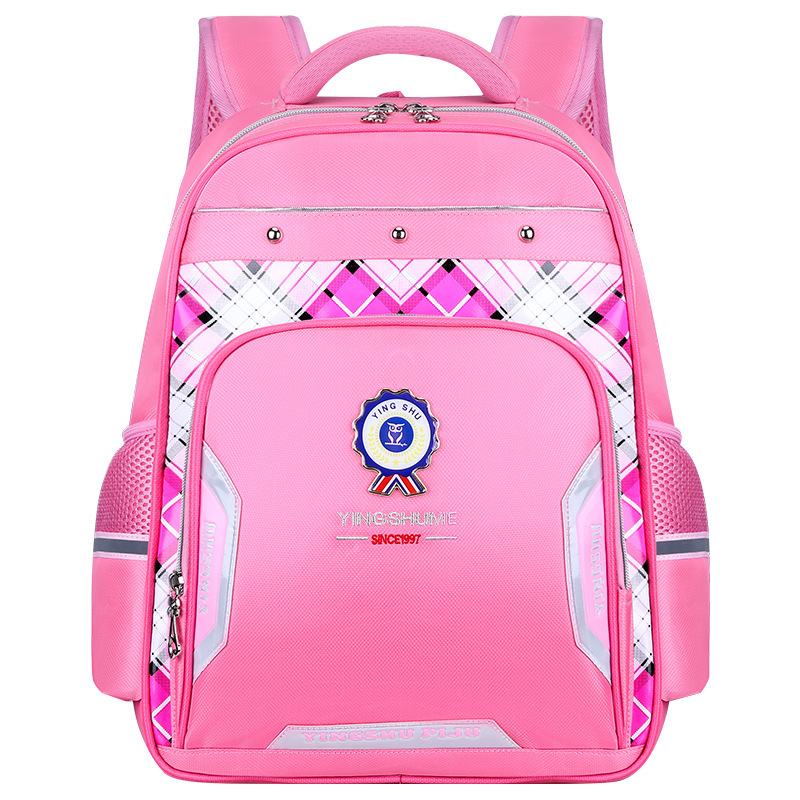 children School Bags boys kids satchel Primary school backpack orthopedic schoolbag backpack kids sac enfant mochila infantil(China)
