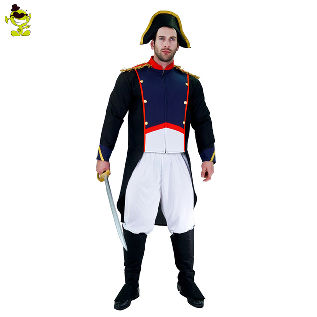 Brave Napoleon Costume Adults Man Halloween Party Worrier ImitationFancy Dress For Party Role Play Show Handsome  sc 1 st  AliExpress.com & Brave Napoleon Costume Adults Man Halloween Party Worrier ...