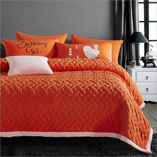 Summer Quilt Air Conditioning Quilt Quilted Thin Bedding Blanket
