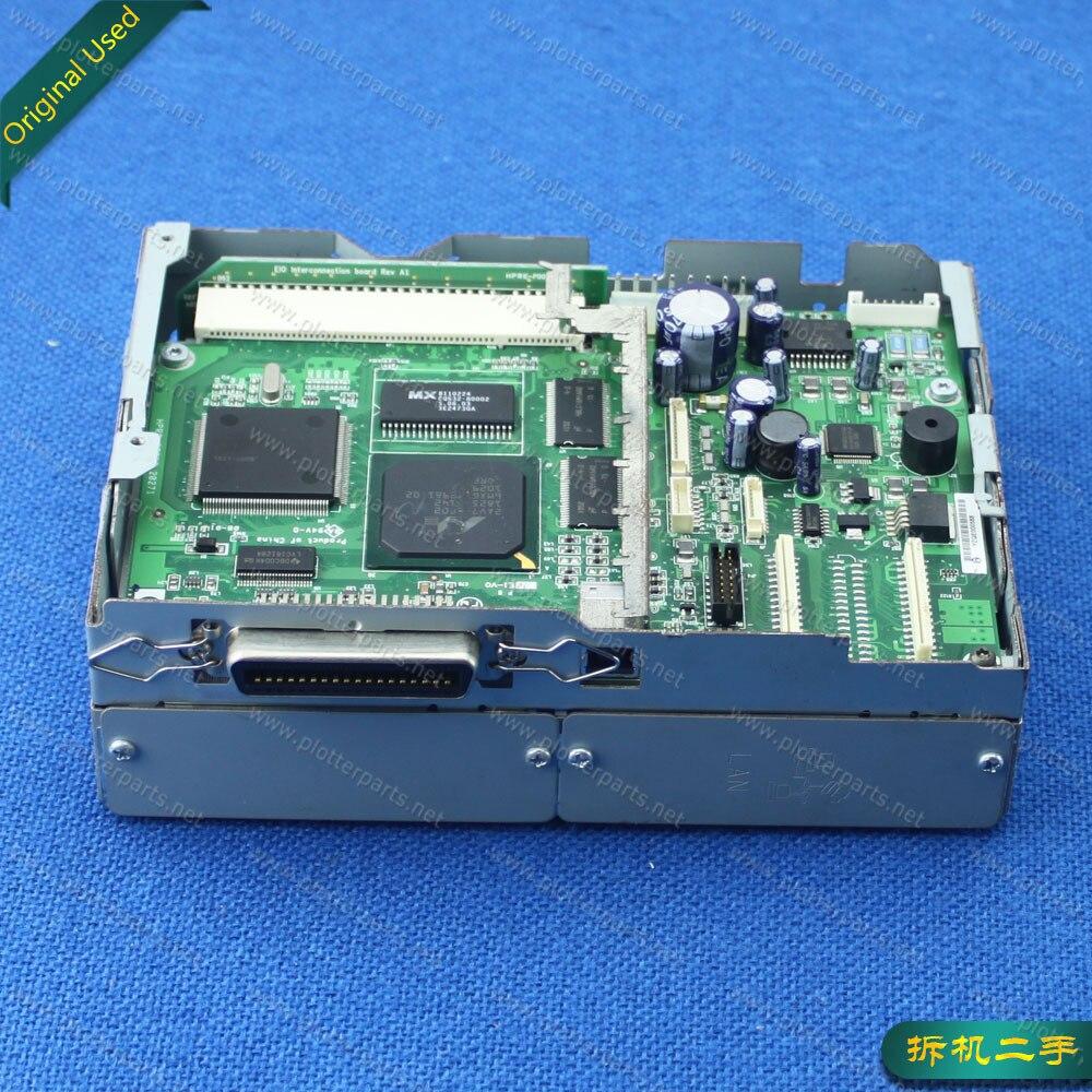 HP DesignJet 111 Electronics module assembly CQ532-67006 Original Disassemble
