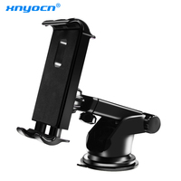 4 5 samsung Xnyocn Tablet Phone Stand for IPAD Air Mini 2 3 4 Samsung Strong Suction Tablet Car Holder Stand for 4-10.5 Inch iPhone X Phone (1)