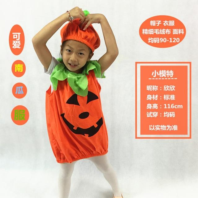161fad66738 US $16.98 |Aliexpress.com : Buy 0 3T Halloween costume for kids Newborn  Baby boy Girl Pumpkin Tops Outfit Party Fancy Dress Clothes Cute children  ...
