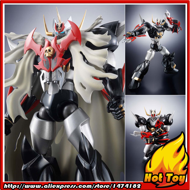 100% Original BANDAI Tamashii Nations Super Robot Chogokin Action Figure - Mazinkaiser SKL from Mazinkaiser SKL