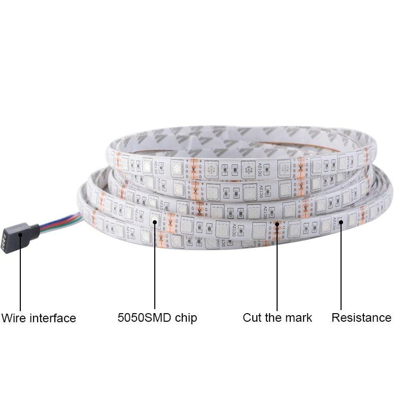 5050 RGB жарық диодты жарық диодты жарық - LED Жарықтандыру - фото 4