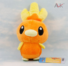 Torchic Plush Doll Toy With Tag soft stuffed plush 16cm cartoon toys for kids