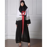 בגדי העבאיה דובאי המוסלמי נשים להתלבש תמונות שמלות חלוק Musulmane קפטן Abayas Jilbabs האסלאמי ו