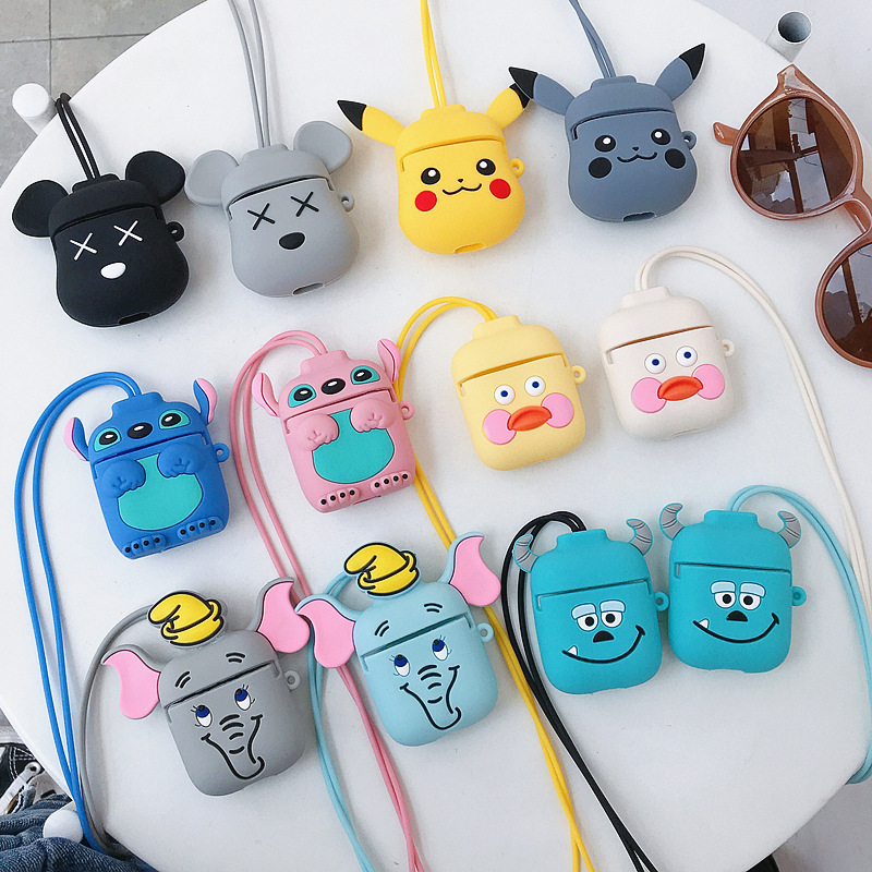<font><b>tws</b></font> bluetooth headset silicone cover wireless earphone anti-drop dust protective for i12 i10 i60 i30 <font><b>i200</b></font> i80 i9s i100 i11 <font><b>tws</b></font> image