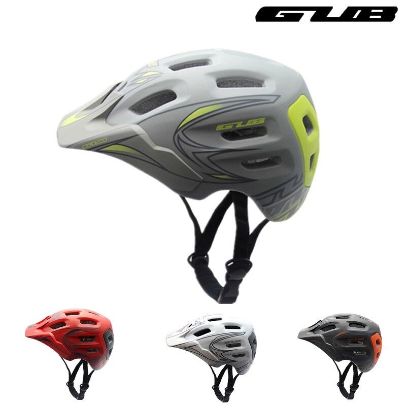 Цена за Gub XX7 велосипедный шлем 18 отверстия интегрально литой AM шлем велоспорт EPS защитный колпачок езда на горном велосипеде Cascos Ciclismo Capacete