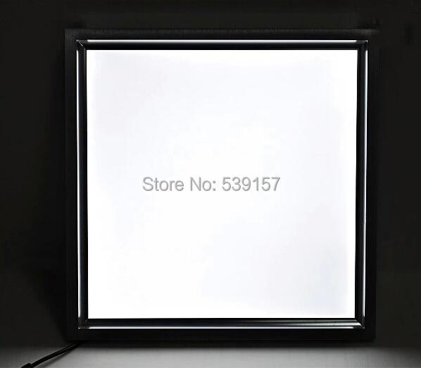 wholesale price 42w led panel light 600x600 recessed square ceiling led panel light ac 100 240v 4pcslot fedex dhl free shippingin led panel lights from