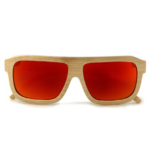 BOBO BIRD Nature Bamboo Sunglasses Women Fashion  Luxury Polarized Vintage glasses for Men oculos BG010