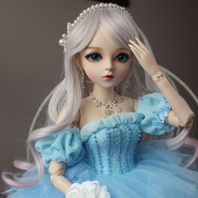 BJD 1/3ball jointed Doll gifts for girl Handpainted makeup fullset fairy tale pr