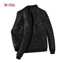 Big Size Men Jackets Camouflage Jacket And Coats Mens Camo Bomber 5XL Male Outwear Baseball Streetwear ,GA172