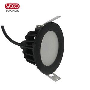 Image 4 - 1 шт. 5 Вт 7 Вт 9 Вт 12 Вт 15 Вт Водонепроницаемый IP65 Диммируемый светодиодный светильник smd Диммируемый 12 Вт Светодиодный точечный светильник светодиодный потолочный светильник AC 85 265 в