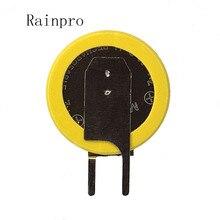 Rainpro 5 adet/grup ML1220 1220 lehimleme ayak şarj edilebilir 3V pil kaliteli
