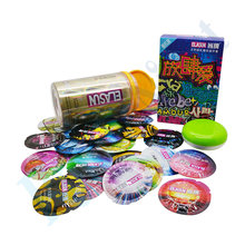 ELASUN 40 pcs 8 Types Ultra Thin Condoms Ice and Fire Dotted Pleasure for her Natural Latex Rubber Condoms For men