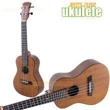 "Hawaii Small Acoustic Guitar! ukulele with kits, 23 "" Guitar/high quality matt finished soprano ! Simpson"