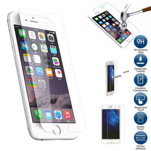 pelicula de vidro HD 0 3mm tempered glass cristal templado clear screen protector film Cover for