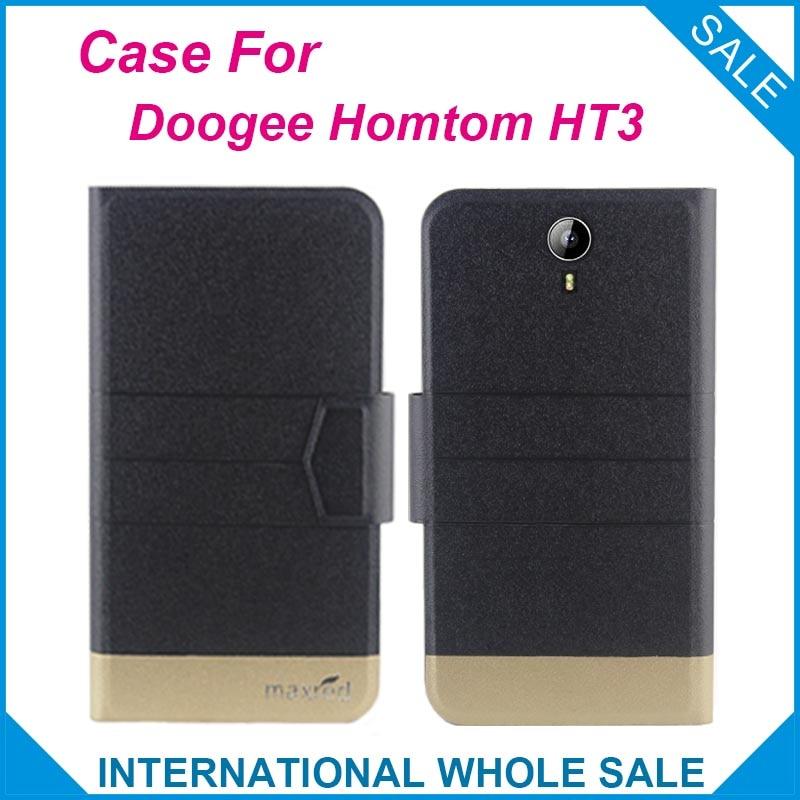Սուպեր: 2016 Doogee Homtom HT3 Case New Arrival 5 Colors - Բջջային հեռախոսի պարագաներ և պահեստամասեր - Լուսանկար 1