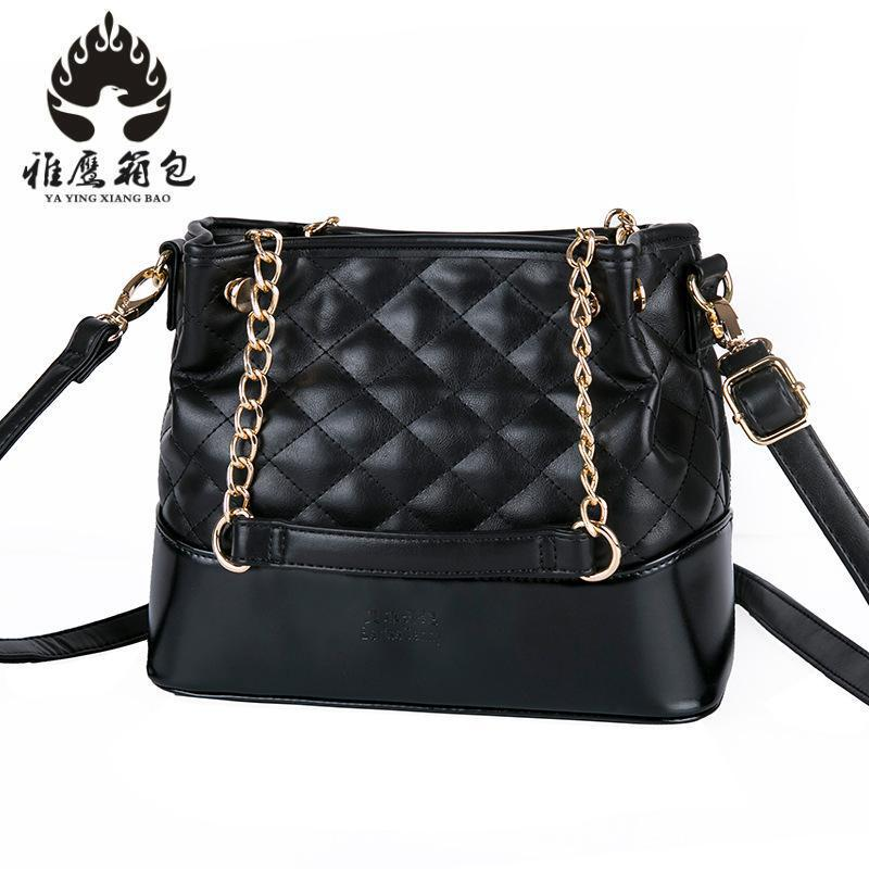 New Pu Leather Women Bag Female Shoulder Bags 2018 New Vintage Designer Handbags High Quality Famous Brands Tote Bag new fashion luxury women bags handbags women famous brands shoulder bag designer tote high quality patent leather messenger bag