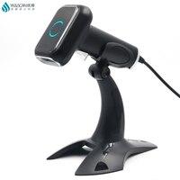 Alta calidad manos libres Super rápido QR/1D/2D HS26Pro Euro farmacia gs1-datamatrix PDF417 QR code39 qr escáner envío gratuito