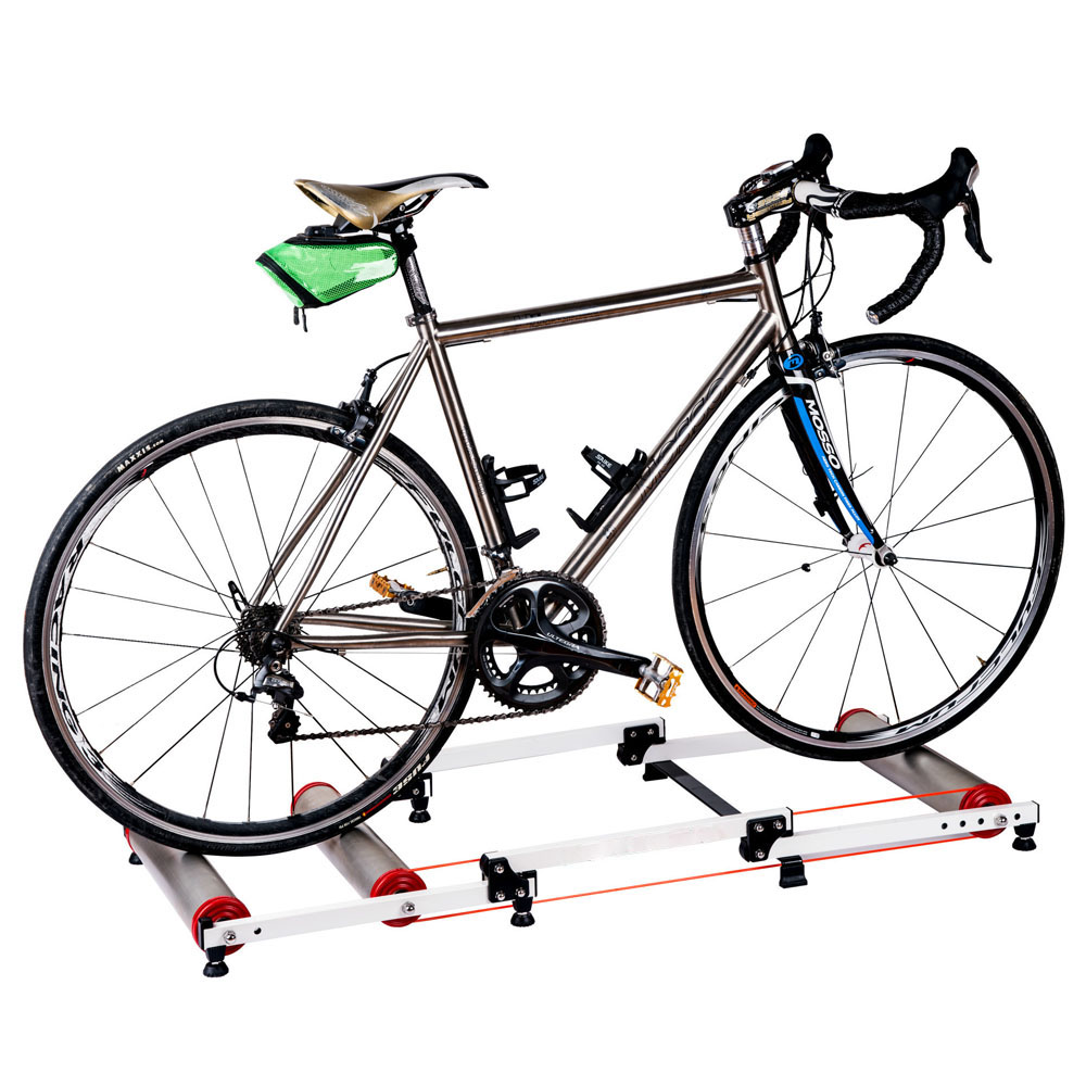 Bicycle Trainer Stand Indoor Rack Cycling Station Mountain Bike Indoor Trainer Stand Bicycle Parking Station Bike Trainer Rack