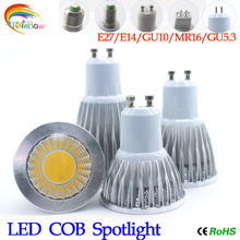2017 New led bulb E27 E14 Lampada Led MR16 GU10  9w 12w 15w Led Spotlight Warm Cold White MR16 12V led Lamp GU5.3 220V