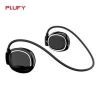 Plufy L68 Wireless Bluetooth Earphone Sport Stereo Headset Noise Canceling Ear Hook Headphone With MIC For