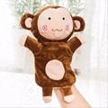 9 видов Животных рук кукольный История Игрушек Семья Родитель-ребенок Интерактивные Игры Куклы Игрушка Игра притворяться, бледный игрушки