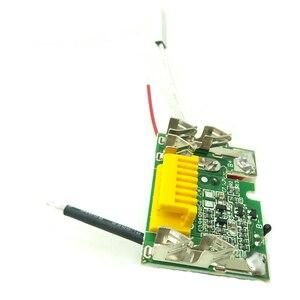 Image 3 - PCB המעגלים להחליף עבור מקיטה 18V BL1830 BL1845 BL1860 BL1815 LXT400 3.0Ah 6A ליתיום סוללה טעינת הגנה שבב