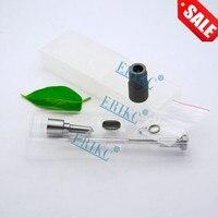 Erikc f00zc99038 injector de combustível bico dlla146p1296 válvula de controle f00vc01022 revisão reparação de peças de reposição para 0445110141 renault