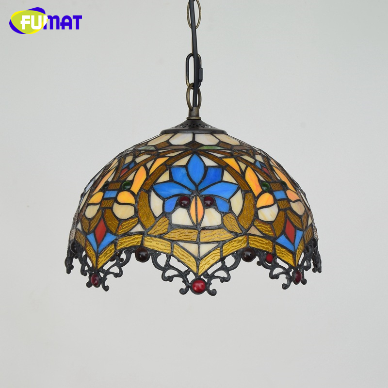 Fumat creative tiffany stained glass pendant lights restaurant fumat creative tiffany stained glass pendant lights restaurant dining room baroque art lighting for living room led pendant lamp in pendant lights from aloadofball Image collections